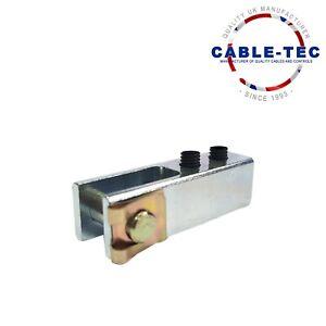 Universal Self Fix Clevis   Cable Tec