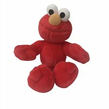 Elmo Fisher Price Plush stuffed Animal Wired Movable Arms Legs Child 12 In