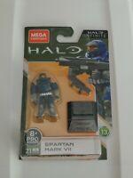 Mega Construx Halo Infinite Spartan Mark VII Series 13 New