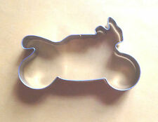Motorcycle, scooter vehicle baking biscuit stainless steel cookie cutter mold