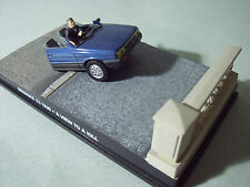RENAULT  11  TAXI  JAMES  BOND  007  A  VIEW  TO  A  KILL   ALTAYA   1/43