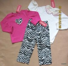 Gymboree Wild One Top Pants 3 pc Set  2-2T NWT New HCTS