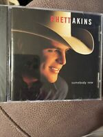 Somebody New by Rhett Akins (CD, Jun-1996, Decca)