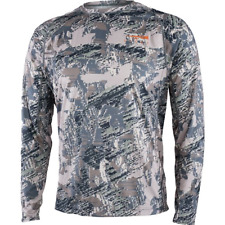 Sitka Core Light Weight Crew Long Sleeve Open Country 2019