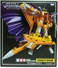 Transformers Takara MP-11S Masterpiece Sunstorm + Coin Amazon.jp Exclusive MISB