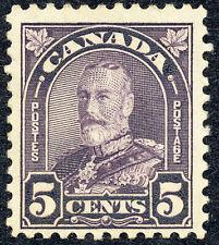 "King George V ""Arch"" Issue - 1930 - Scott #169 - F MNH"