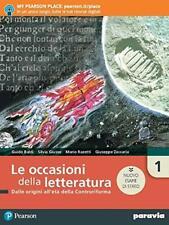 9788839536518 Le occasioni della letteratura. Ediz. nuovo esame ...one online: 1