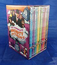 The Complete Monty Python's Flying Circus DVD 16-Ton TV Megaset 2005 16-Disc Set