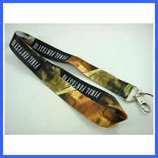NEW Final Fantasy VII Neck Lanyard Strap Cell Mobile Phone ID Card Key chain