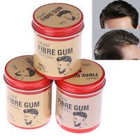 100ml Hair Wax Pomade Long-lasting Fluffy Hair Pomade Wax Mud Men Cream Gel TPL