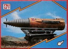 Thunderbirds PRO SET - Card #059 - Drilling Wonder - Pro Set Inc 1992