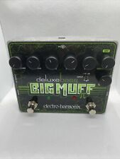 Electro-Harmonix Deluxe Bass Big Muff Pi Distortion Effect Pedal Brand New