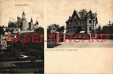 Zwischenkriegszeit (1918-39) Ansichtskarten aus Hessen für Architektur/Bauwerk und Burg & Schloss