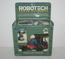 ROBOTECH Power Changers Pick-Up Truck Motorized Remote Control 1985 Revell 1980s