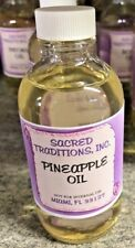 Pineapple Oil Natural Undiluted Essential 4 oz High Quality Fragrant Distilled
