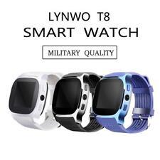 Lynwo T8 Bluetooth Reloj inteligente iOS Android