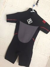 Junior Shorty Wetsuit 11-12 Year Old  Marine 13 Wetsuit Clearance