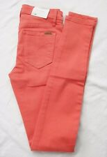 Joes The Skinny Womens Jeans Lavender Orange Light Blue Size 24 25