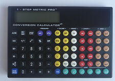 1-Step Metric Pro Metric Conversion Calculator Battery Only 6258B Model