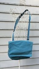 MANDARINA DUCK Teal Messenger Nylon Cross body Handbag