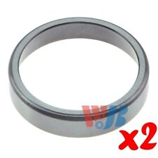 2xRear Wheel Bearing Race Tapered Roller Bearing Cup WT39520 Cross 39520 BR39520