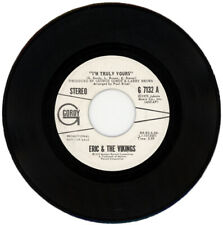 "ERIC & THE VIKINGS  ""I'M TRULY YOURS""  DEMO  70's / MOTOWN"