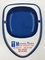 Michael Todd And Company, Inc. Blue Ashtray  VINTAGE