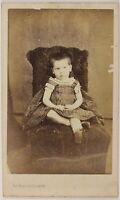 Bambini Da Taylor Francia Foto CDV PL52L2n6 Vintage Albumina c1860
