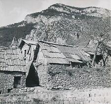 LA ROCHE VALDEBLORE c. 1935 - Vieilles Maisons  Alpes Maritimes - Div 11267