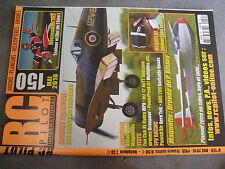 $$t Revue RC Pilot International N°150 Recreation 162  volets de courbure  mz-12