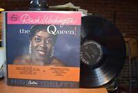 Dinah Washington The Queen LP Mercury MG 20439 Mono