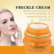 Papaya Whitening Face Cream ​Anti Freckle Improve Dark Skin Care Hydrating Dilut