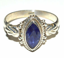 Sapphire 925 Sterling Silver Ring Jewelry s.5.5 JB15709