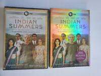 Indian Summers, Season 1 DVD Julie Walters NEW & SEALED