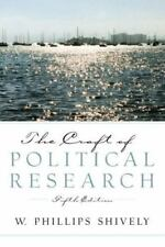 The Craft of Political Research (5th Edition)-ExLibrary