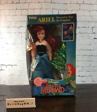 *VINTAGE* ARIEL THE LITTLE MERMAID DISNEY Doll Tyco Dress & Fin NEW Box RARE