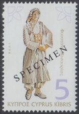 Specimen, Cyprus Sc846 Traditional Costume, Female, Messaoria