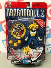 DBZ Irwin Toys Bandai Studios Dragon Ball Z Series 6 SS Trunks Figure Cell Saga