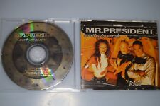 Mr.President – Give A Little Love. CD-MAXI
