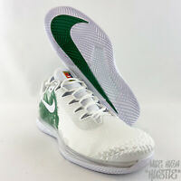 Nike Air Zoom Vapor X Knit Men's Size 11 White Green Tennis Shoes