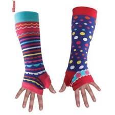 Guantes y manoplas de mujer de color principal multicolor de talla única