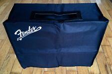 More details for fender genuine amp amplifier cover for 1965 / '65 princeton reverb, black