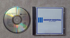 "CD AUDIO PROMO / GROUP DIGITAL ""THE MOST FAMOUS GOSPELS AND NEGRO SPIRITUALS 15T"