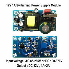 DC12V 12W 2A Low Ripple Switching Power Supply Board Converter Module AC 85-265V