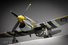 WW2 Hawker Tempest Mk5. Built Painted Model aircraft, aeroplane RAF 1:32nd Scale