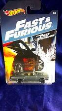Fast & Furious '70 Plymouth Road Runner Hot Wheels Exclusive Walmart Die-Cast