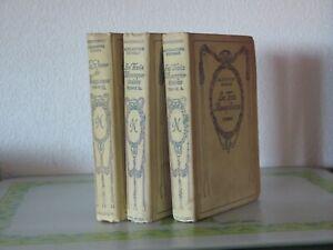 LES TROIS MOUSQUETAIRES / Alexandre DUMAS ( 3 tomes ) ( édition NELSON )