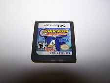 Sonic Rush Adventure Nintendo DS Lite DSi XL 3DS 2DS Game