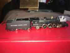N Scale Southern Pacific Key Brass P-5 P5 4-6-2 SP Lines Steam Engine Oil Tender