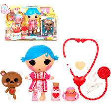 Lalaloopsy Littles-Bambola Dottore rugosità N Bruises